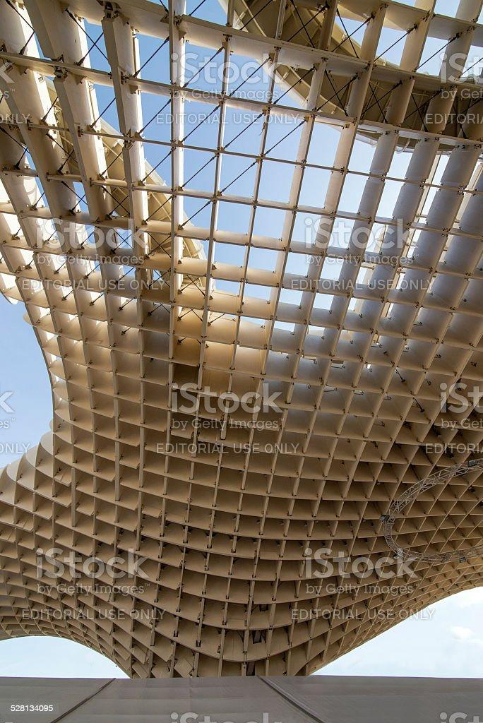Siviglia, Spagna, Metropol Parasol stock photo
