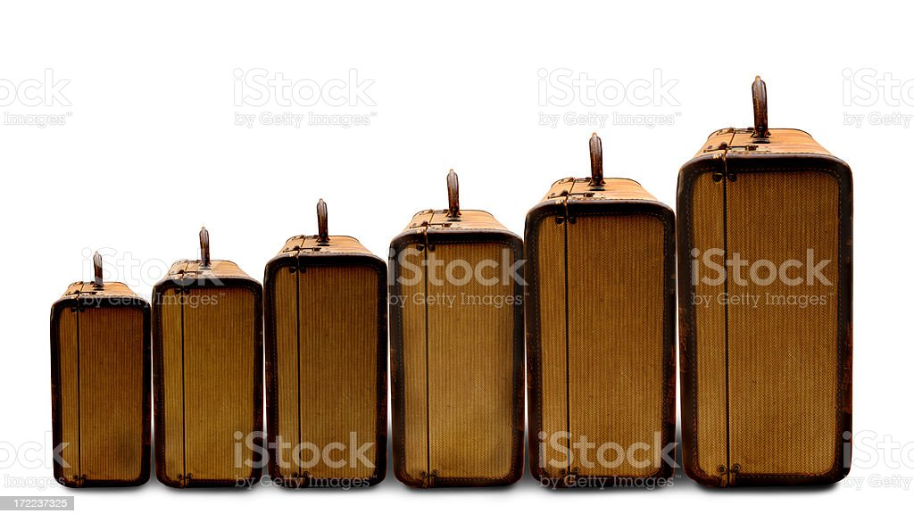 Six for the Road royalty-free stock photo