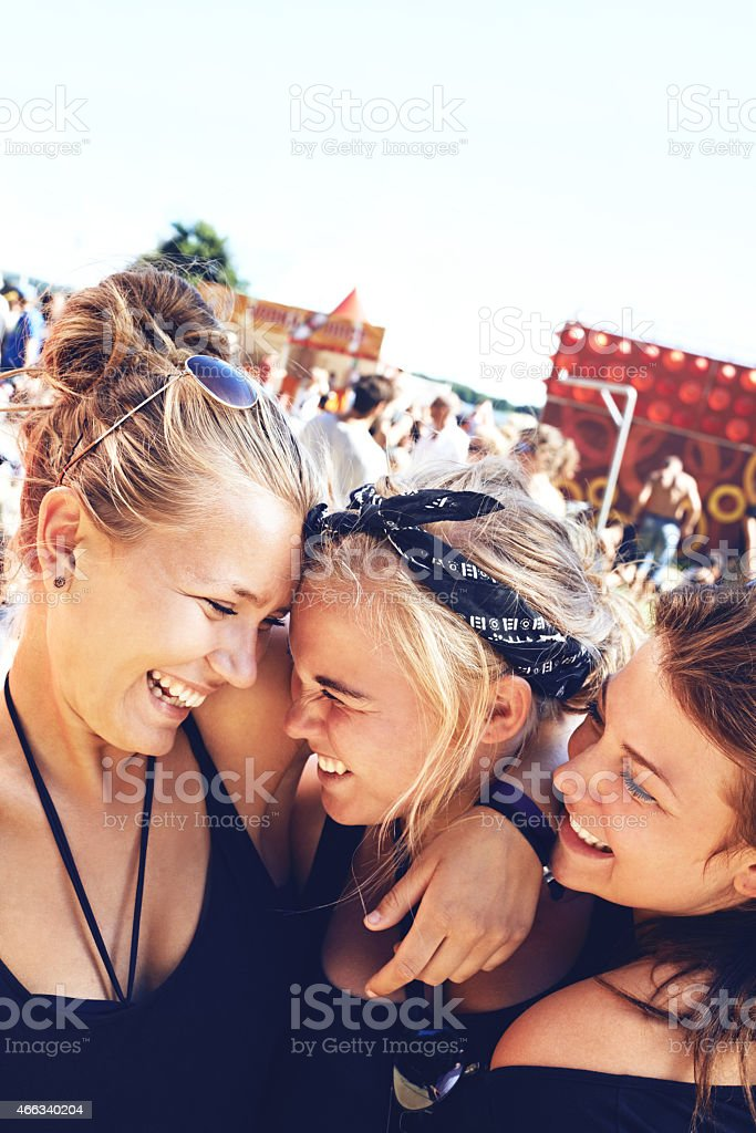 Skanderborg! stock photo