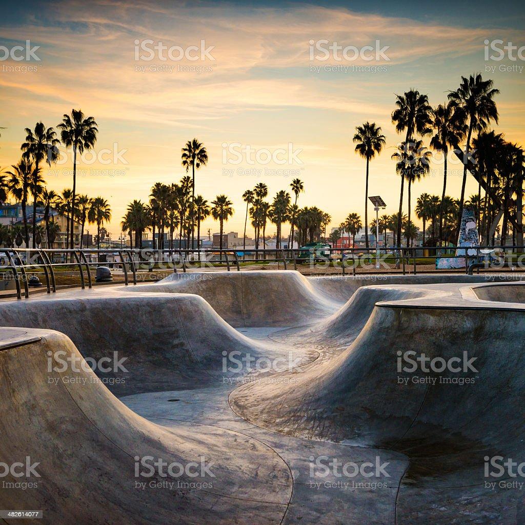 Skate for life stock photo