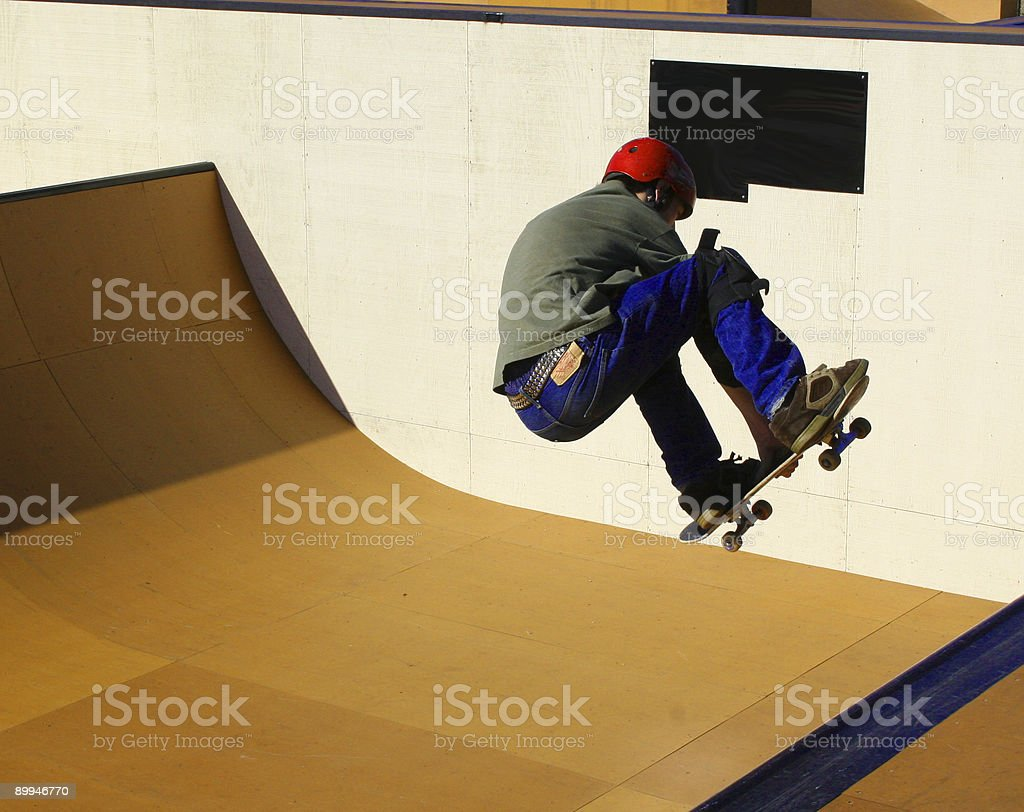 Skateboard Sport stock photo