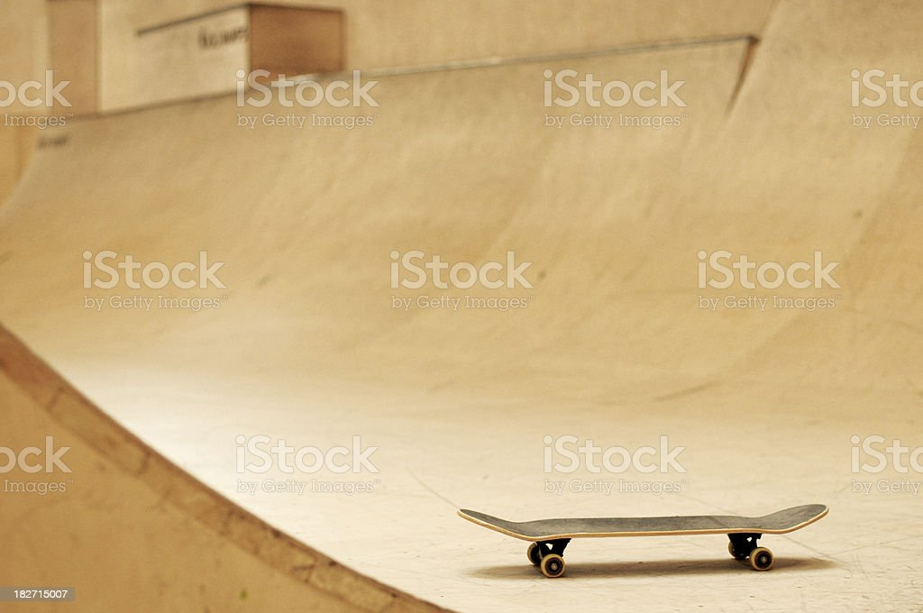 Skatepark royalty-free stock photo
