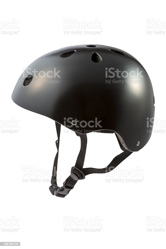 Skater Helmet stock photo