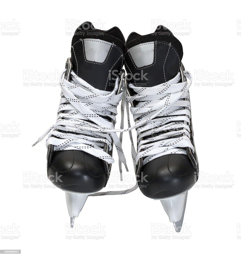 Skates. royalty-free stock photo