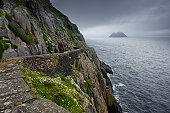 Skellig island, Ireland