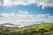 Skelling Islands from Ring of Kerry