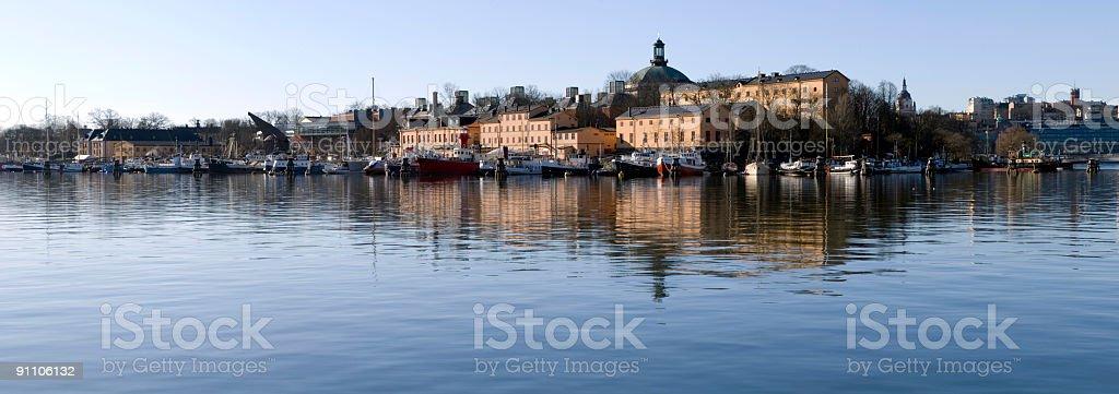Skeppsholmen royalty-free stock photo