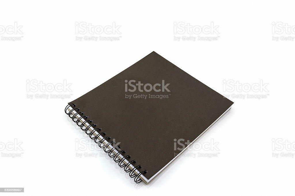 Sketch book. stock photo