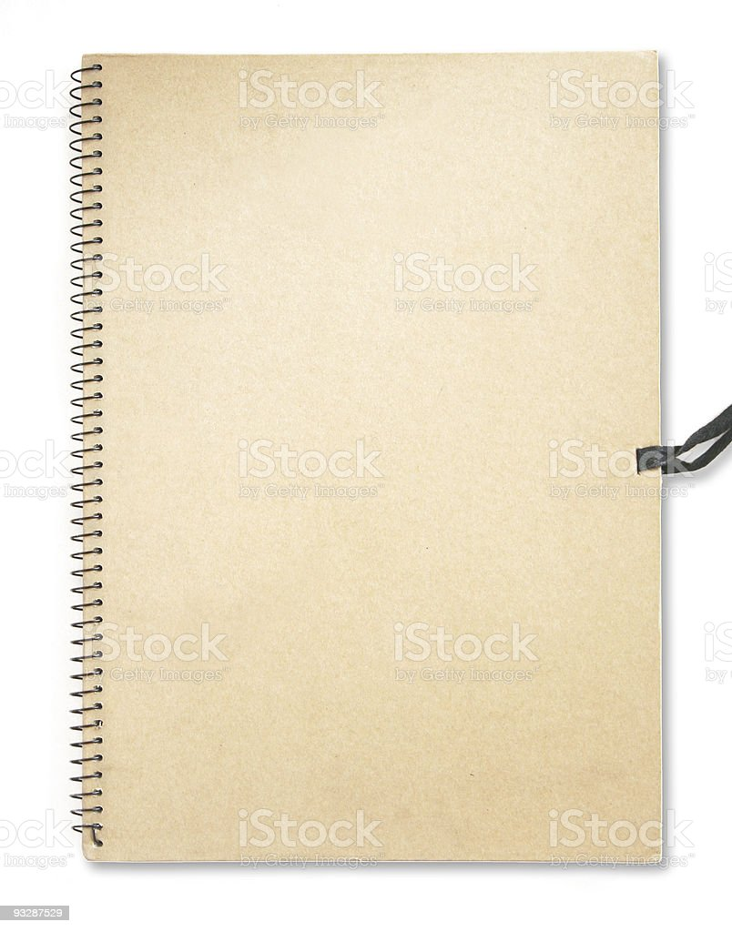 sketch-book royalty-free stock photo