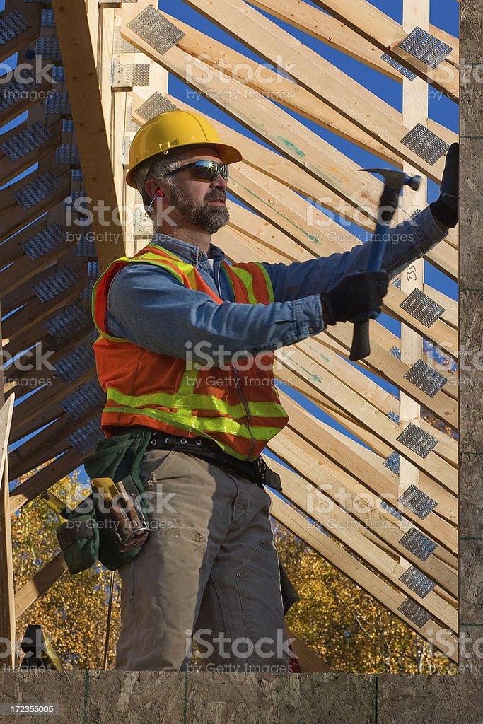 skilled labor royalty-free stock photo