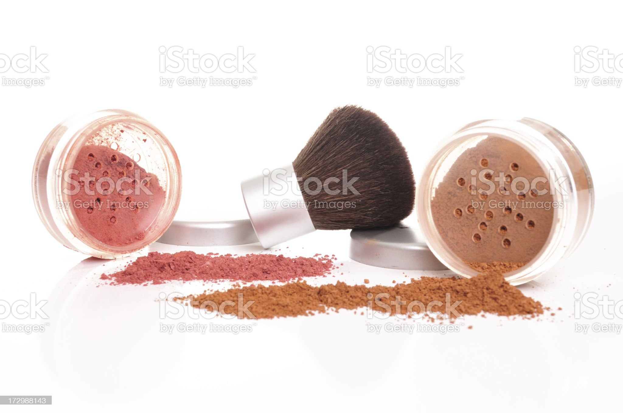 Skin Care Cosmetics (series) royalty-free stock photo