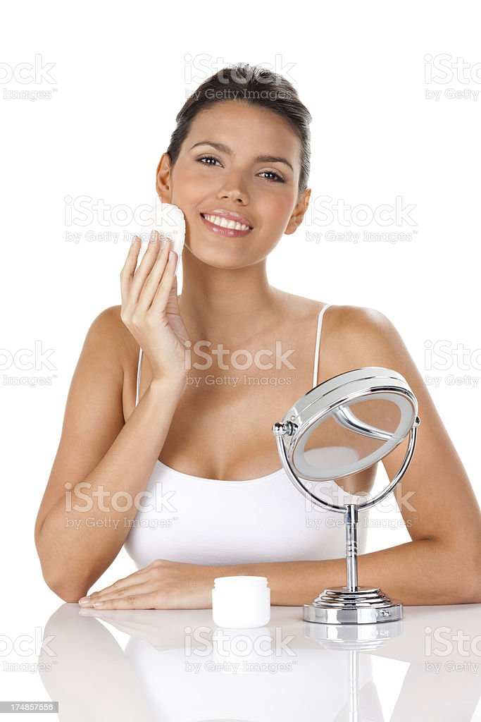 Skin Care royalty-free stock photo