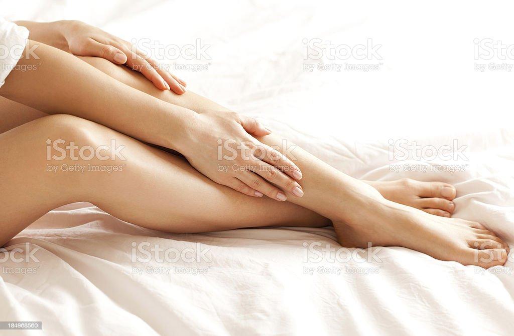 Skin Care royalty-free stock photo