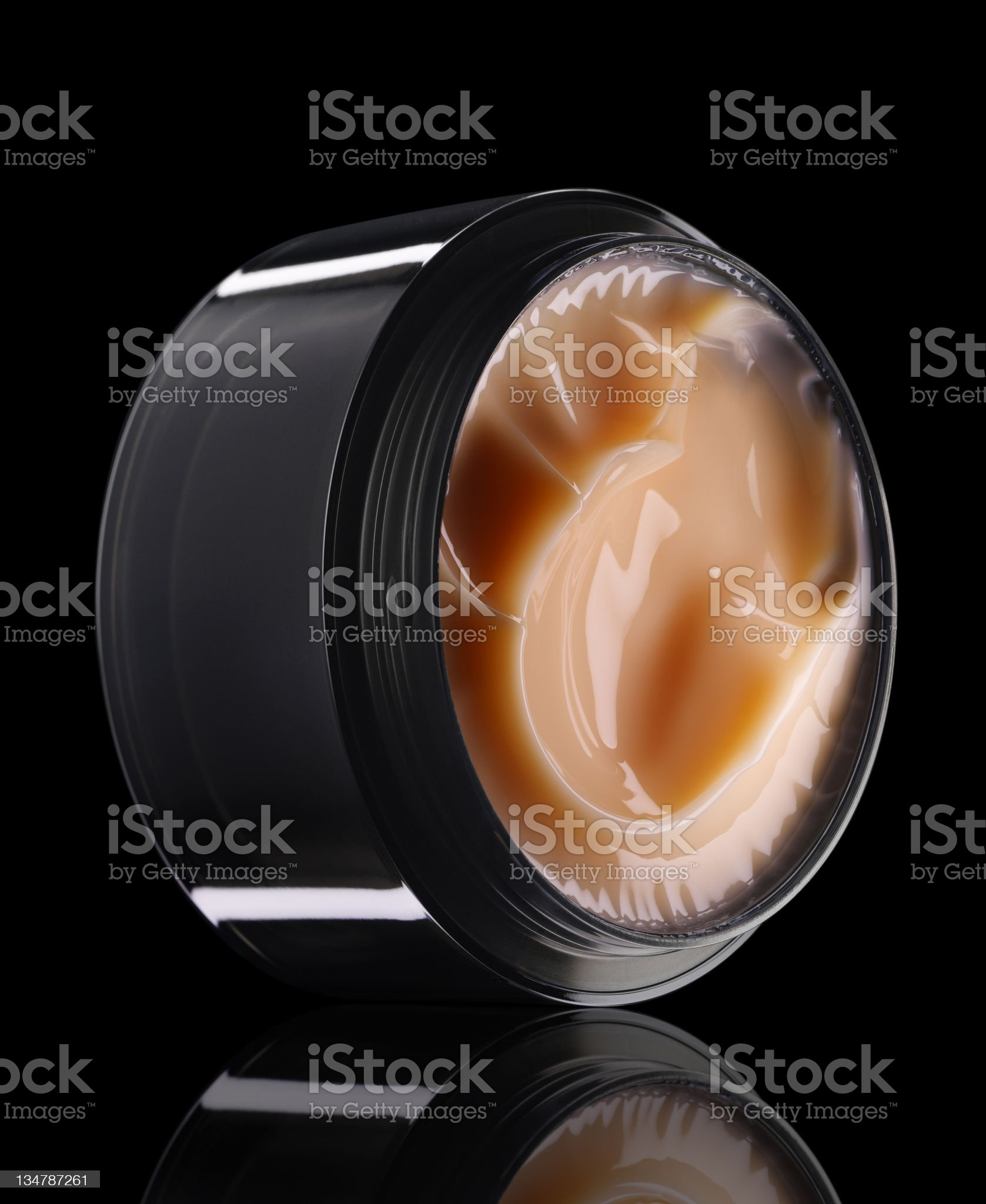 Skin cream royalty-free stock photo