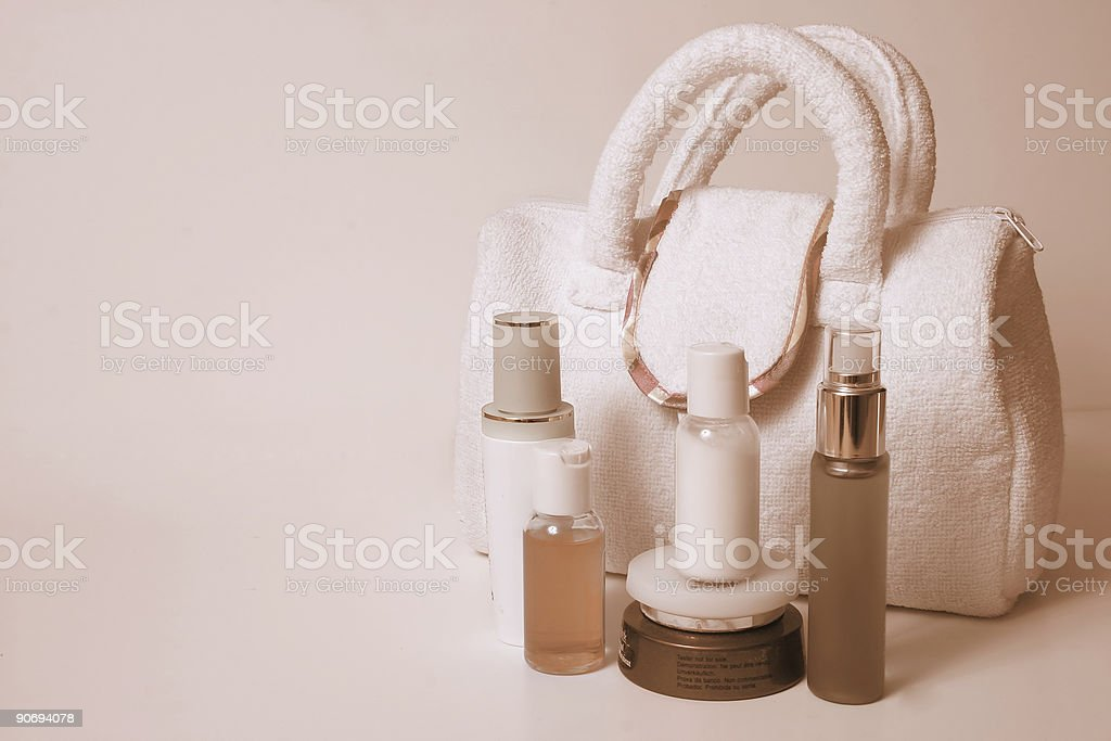 Skincare 2 royalty-free stock photo