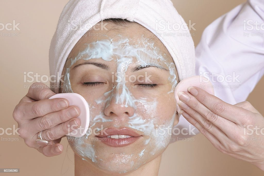 Skincare royalty-free stock photo