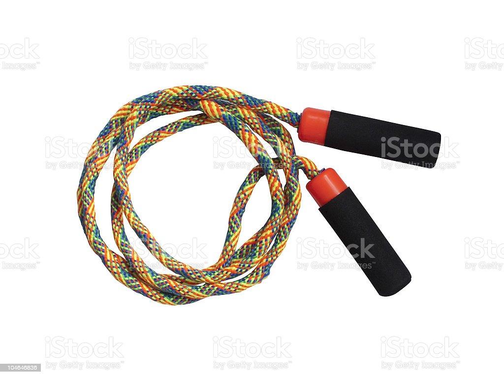 Skipping Rope stock photo