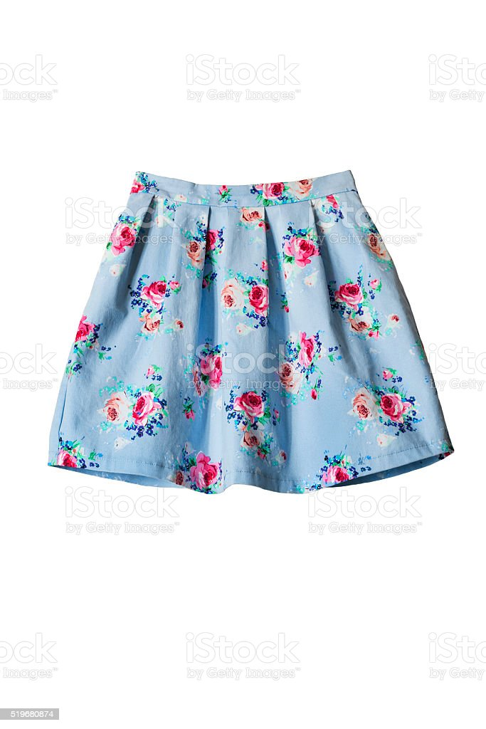 Skirt stock photo
