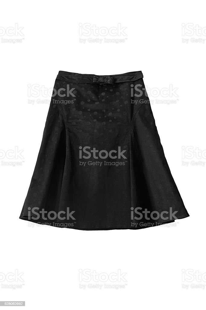 Skirt stock photo