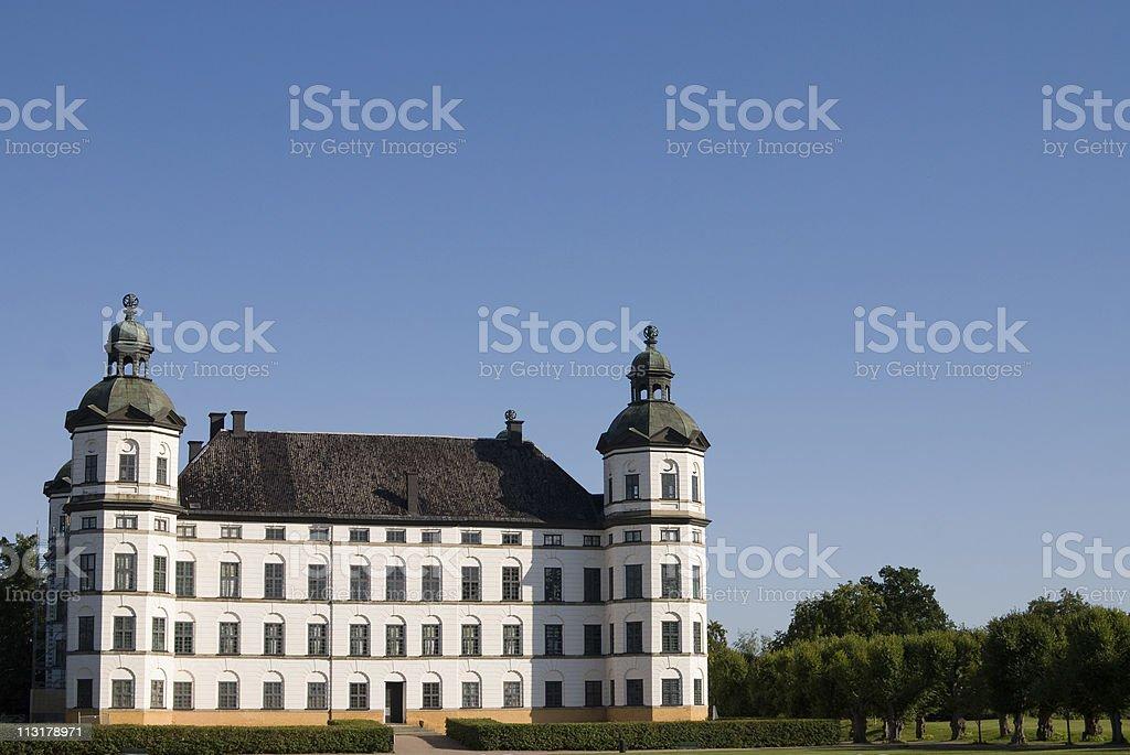 Skokloster Castle, Sweden stock photo