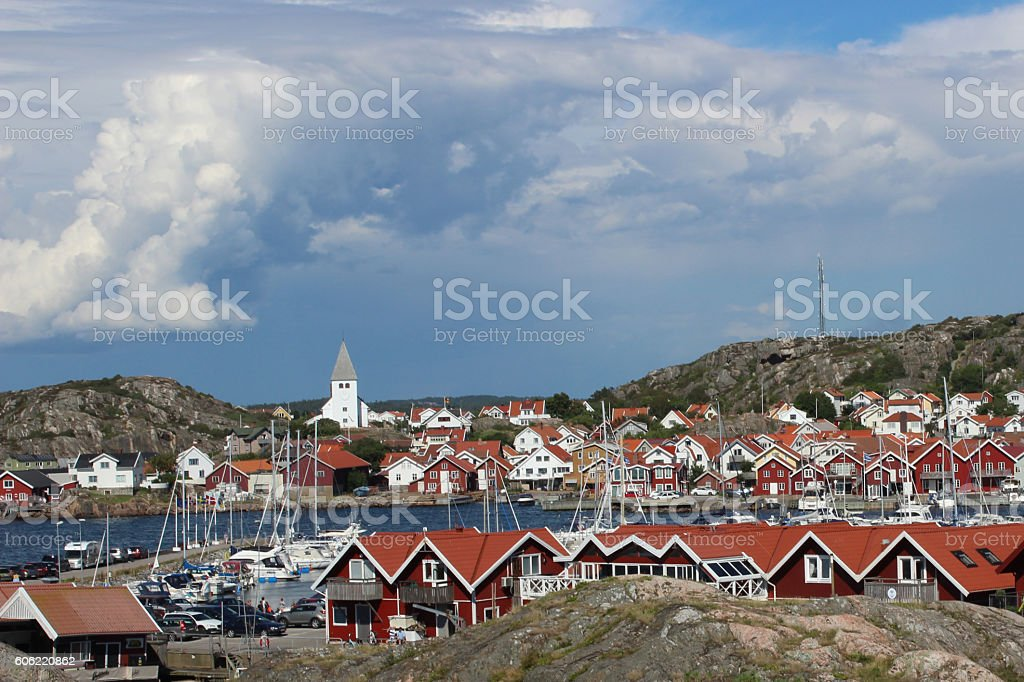 skärhamn stock photo