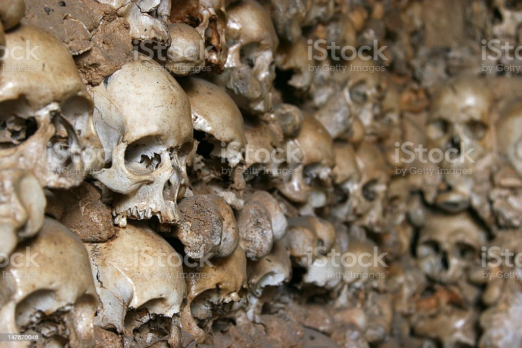 skull Chapel royalty-free stock photo