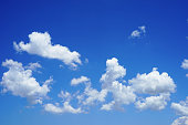 sky and cloud, nature background