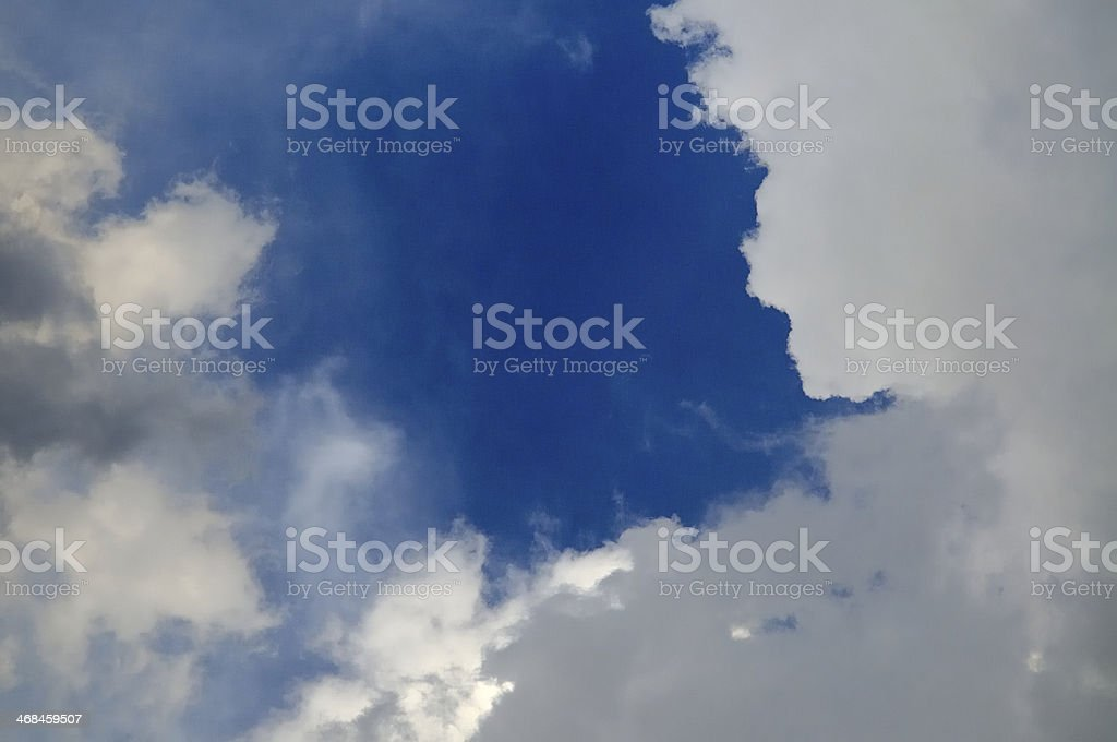 sky and cloud royalty-free stock photo