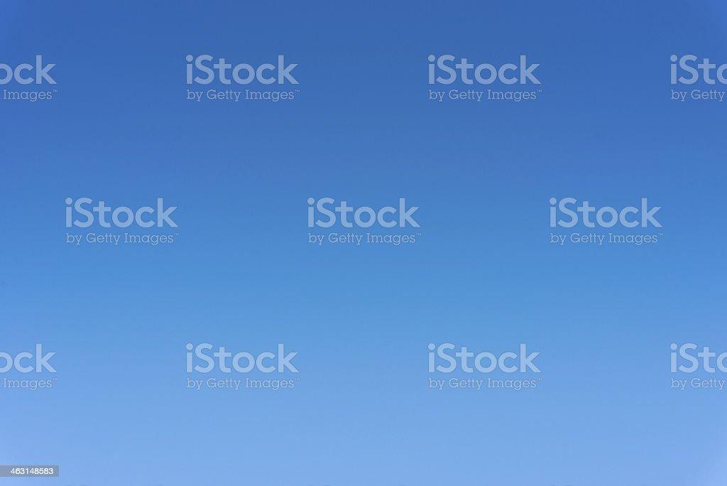 Céu e nuvens foto royalty-free