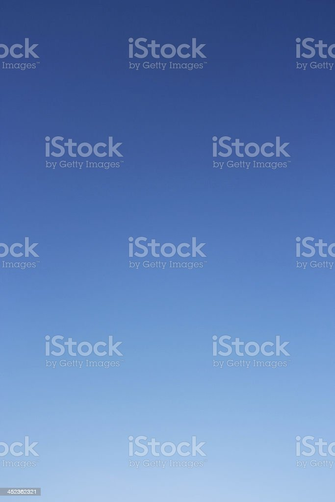 Sky as background stock photo