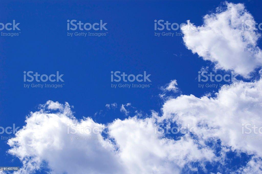 Sky Backdrop royalty-free stock photo
