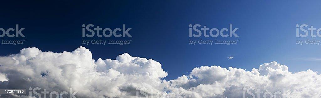 Sky Background (XXL) royalty-free stock photo