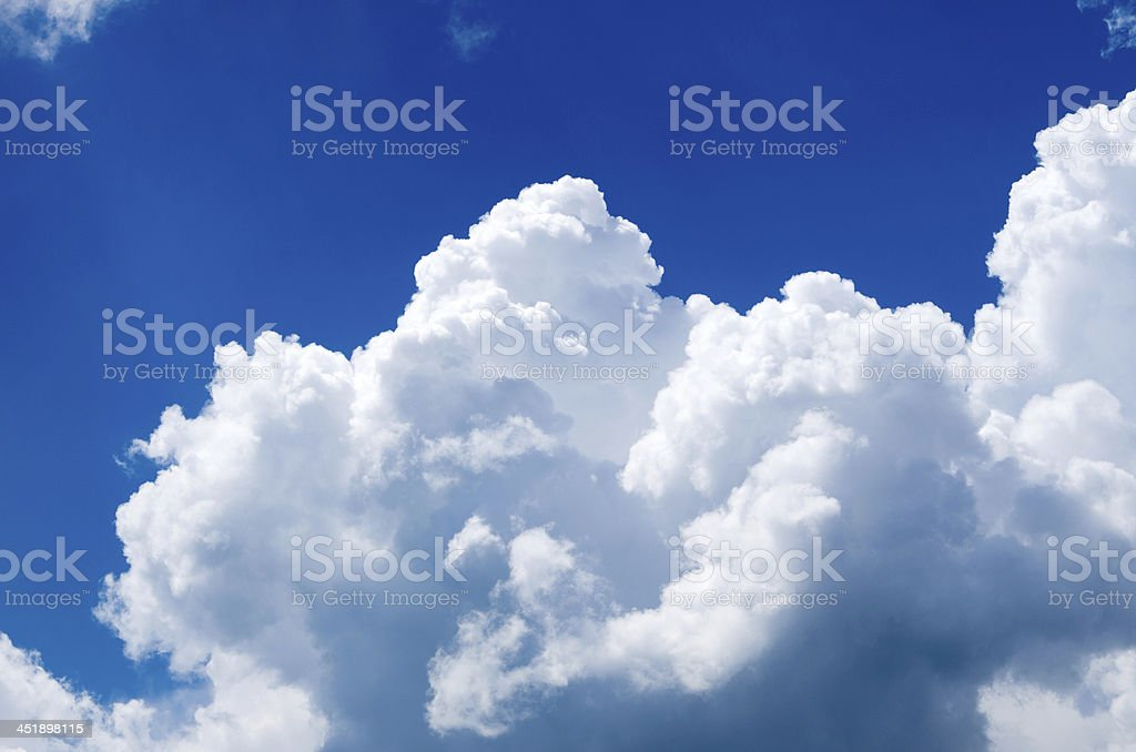 sky background stock photo