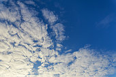 Sky clouds, with  and sun