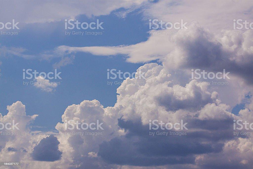 Sky Drama royalty-free stock photo
