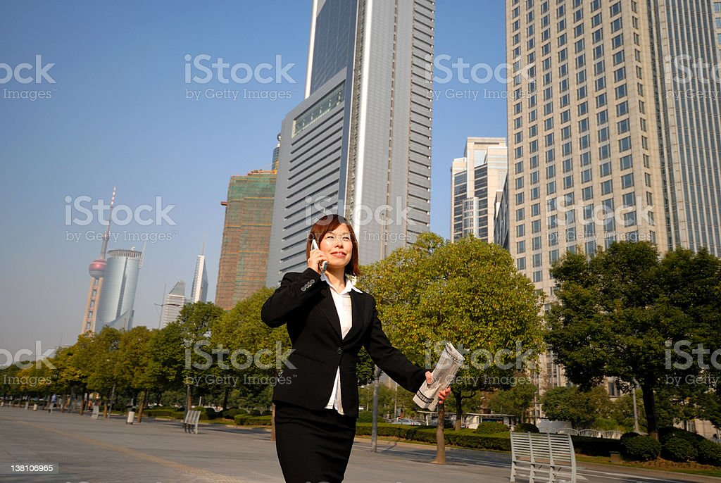 Sky High royalty-free stock photo