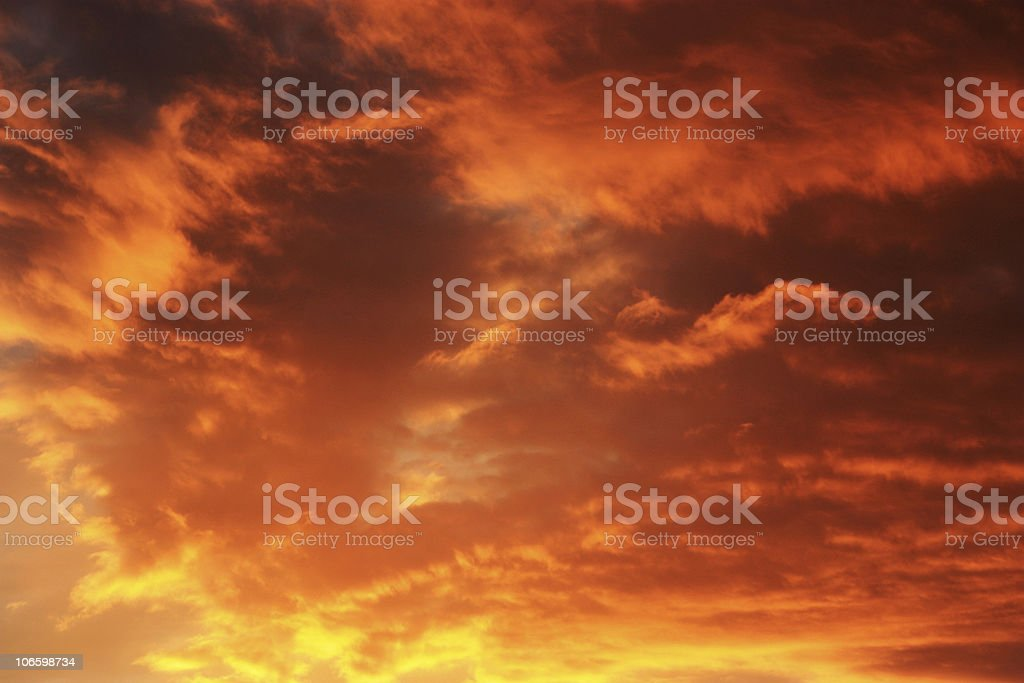 sky only royalty-free stock photo