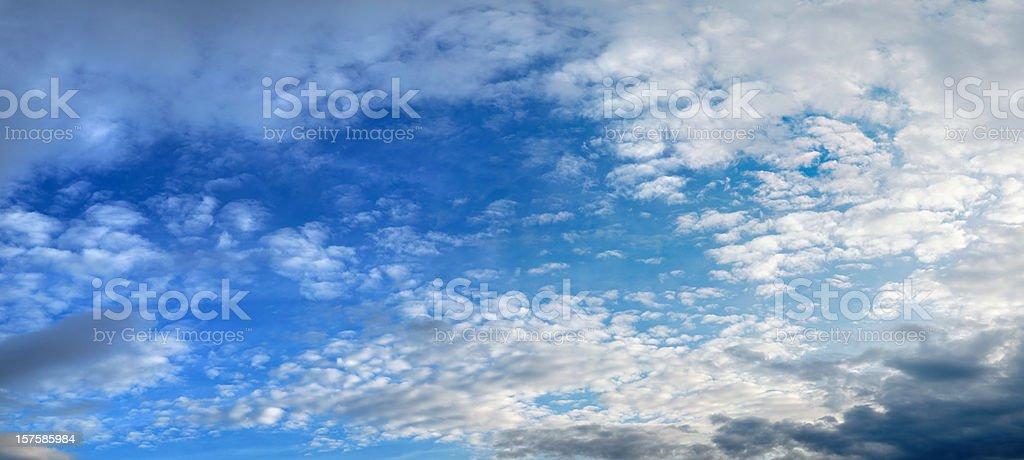 sky (35 MP) royalty-free stock photo