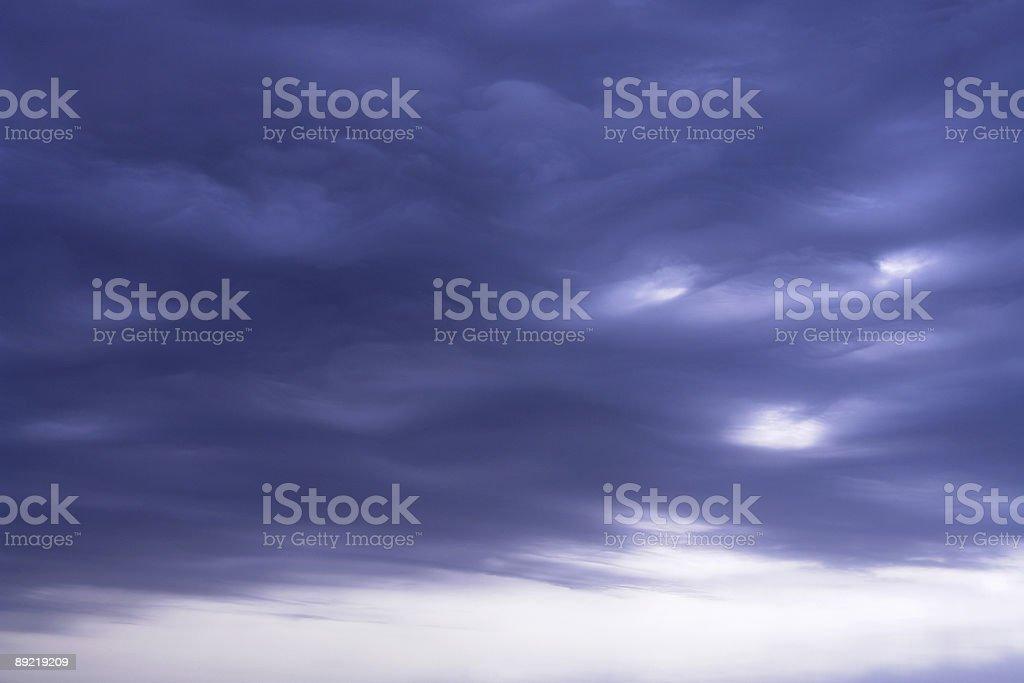 Sky * royalty-free stock photo
