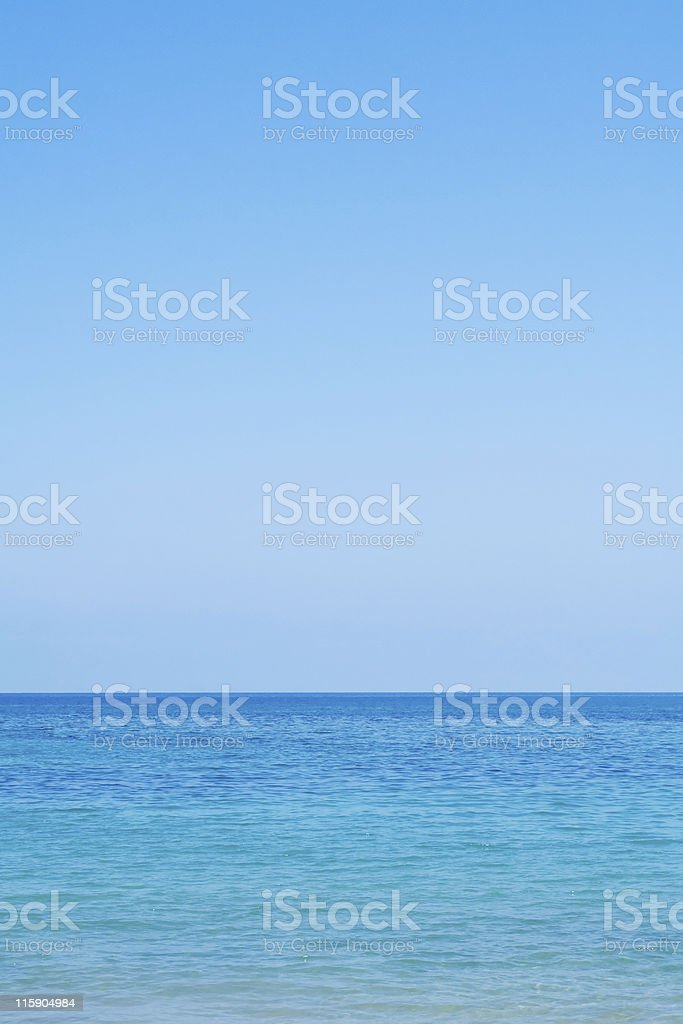 Sky scape. royalty-free stock photo