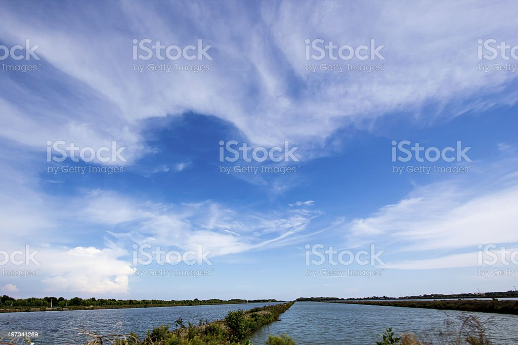sky scape royalty-free stock photo
