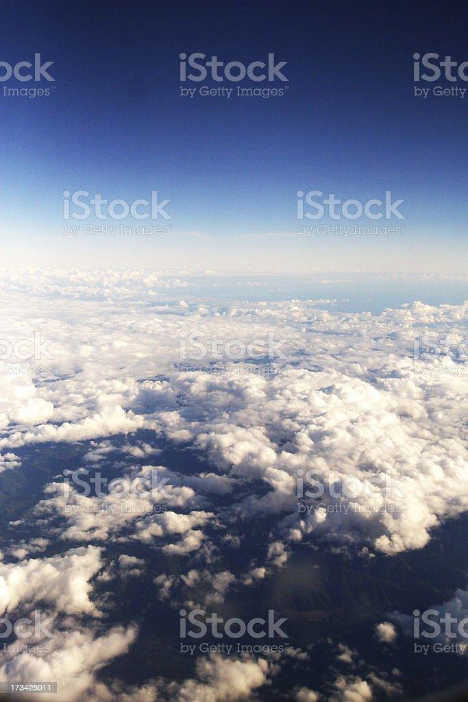 Sky Travel royalty-free stock photo