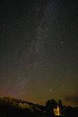 Skye night sky