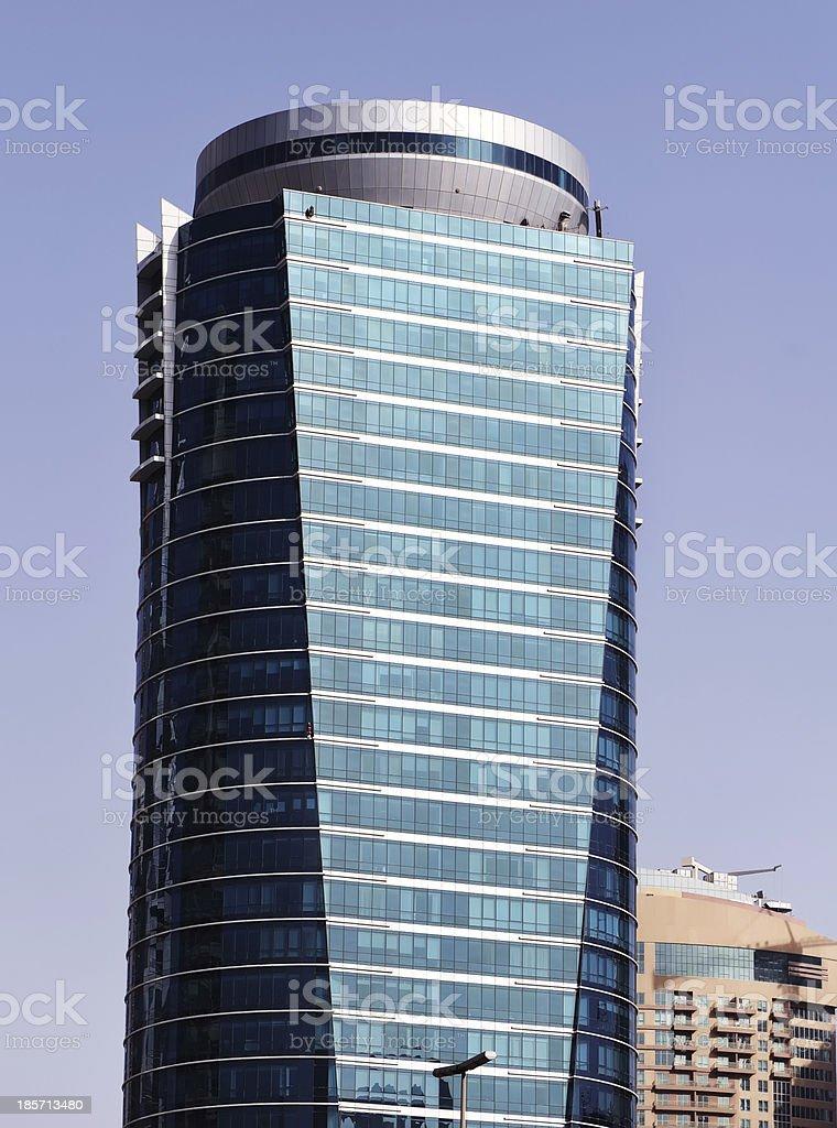 Skyline. royalty-free stock photo