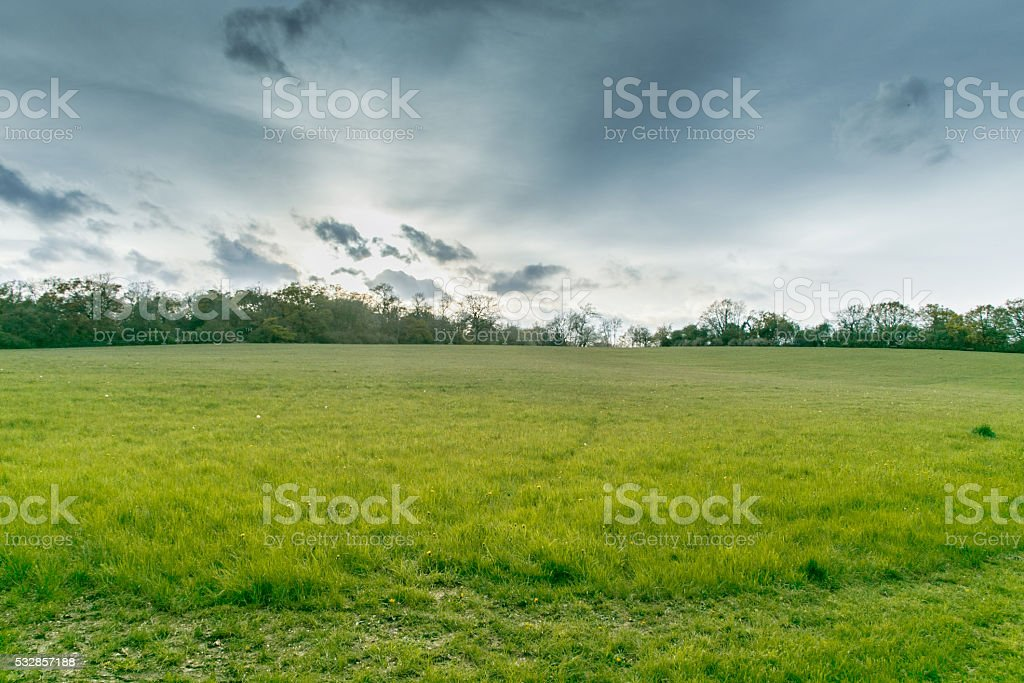 Skys the limit stock photo