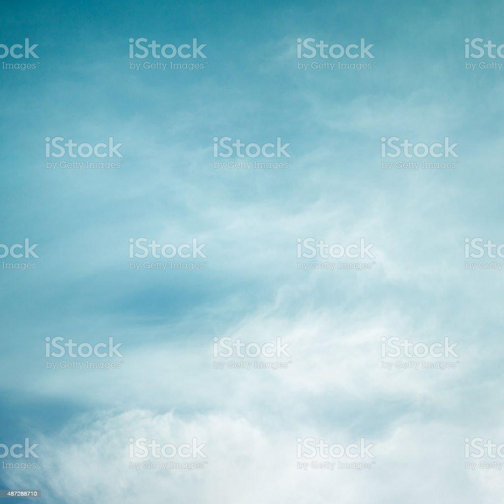 Skyscape stock photo