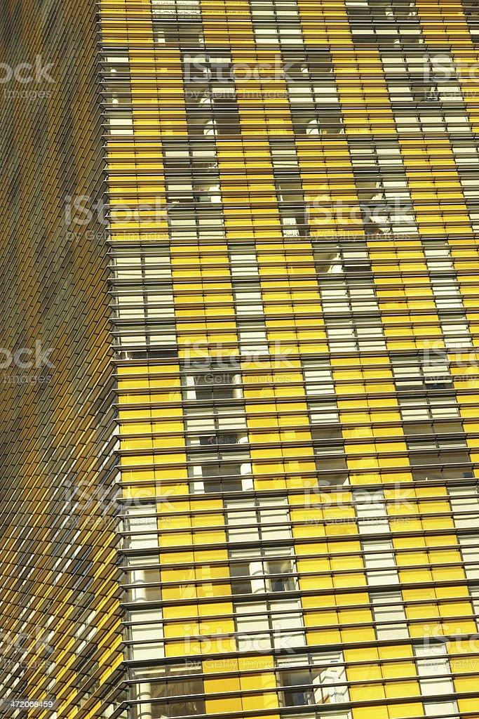 Skyscraper Architecture Building Window Facade stock photo