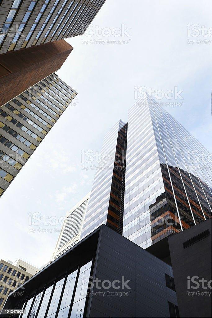 Skyscraper building royalty-free stock photo