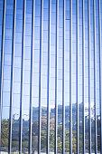 Skyscraper business office tower block windows