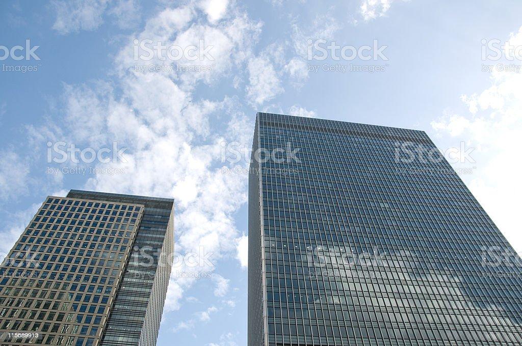 skyscraper in london stock photo